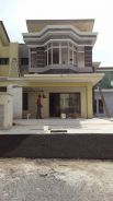 Renovation/bina rumah renovate pejabat pemasangan