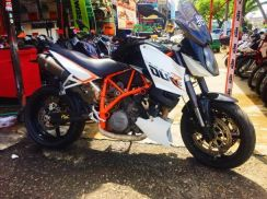 Hock Khoon - KTM Superduke 990