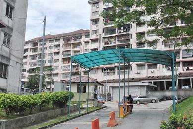 Apartment Segar, Taman Segar, Cheras, Freehold