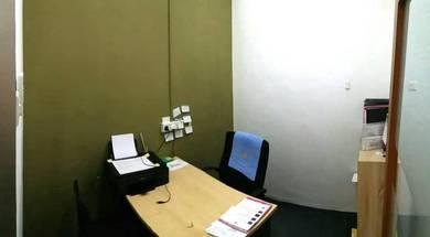 Vibrant & Modern Workspace in Bukit Indah