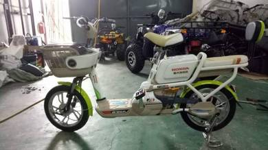 Honda Electric Bicycle-a3 new