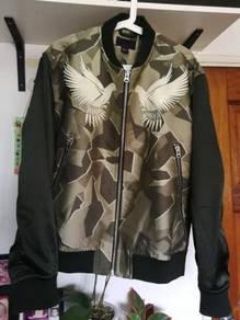 H&M XO bomber jacket