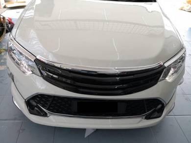 Toyota Camry XV51 Modellista FRONT GRILL (Black)