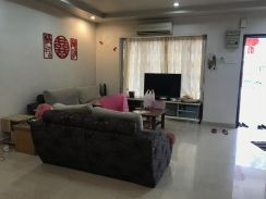 Bandar Botanic Double Storey {Kitchen Extended* Clean Condition