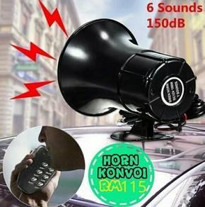 Horn 6 bunyi