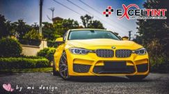 Bmw f30 front bumper g30 Style pp material