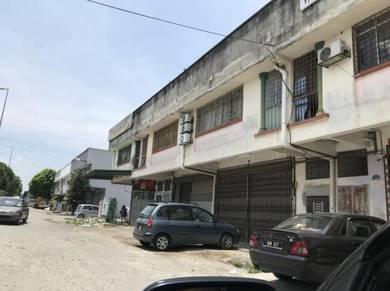 Klang Jaya Klang 1.5 Storey Factory for Rent
