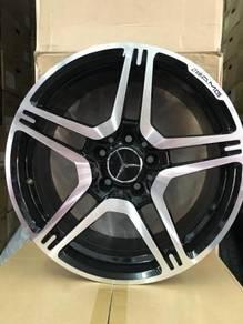 Sport Rim 17 DESIGN AMG For Mercedes Benz