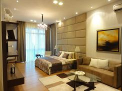 The Pearl Luxury Condo 4R5B F/Furnish Jalan Stonor Pavilion KLCC KL