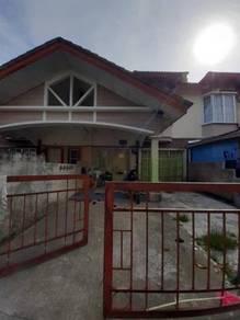 Double Storey Terrace House At Jalan Mahagoni Batang Kali For Sell !!