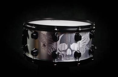 Ddrum Shawn Drover Signature Snare Drum 7x14