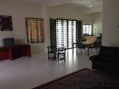 FULLY FURNISHED GOOD PRICE Double Storey Semi D in Taman Nilam Sari
