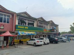 2 Storey Shop Lot Seksyen 4 Bangi Below market