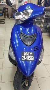 Suzuki VS125 Good Condition (chun motor)