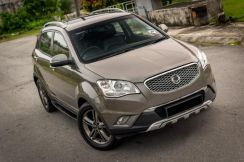 Used Ssangyong Actyon for sale