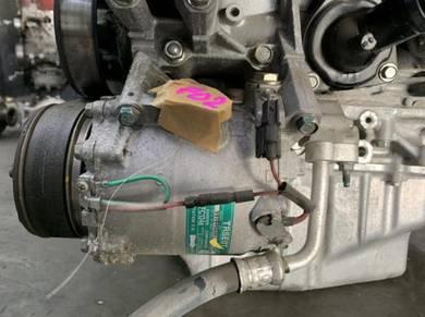 Honda civic fd2 k20z snb aircond compressor japan