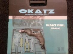 Okatz Impact Drill FREE accessories 13mm chuck