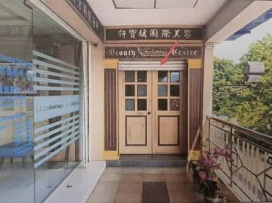 Strategic Location !! Shoplot Nearby Krystal Point | I Avenue | Corner