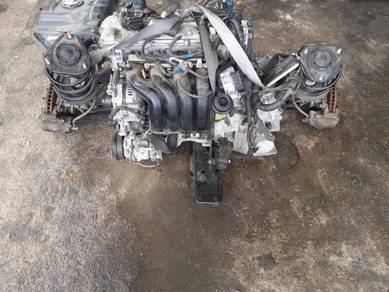 Toyota wish zge 20 sepet engine part