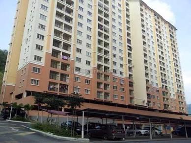 Taman Jasa Perwira, Lakeview Apartment, 68100, Batu Caves, Selangor