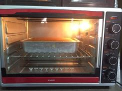Oven for let's go
