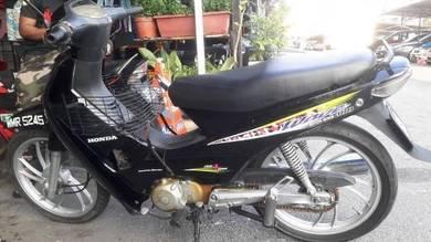 Honda wave 1st model