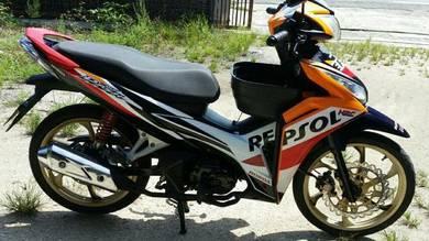 Honda dash repsol 110