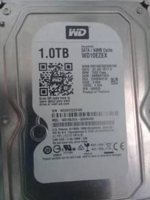 WD Blue 1TB Internal HDD