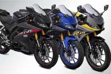 Percuma Exhaust!!! Yamaha R15 R 150 R150 Y15 RS