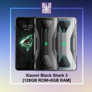 Black Shark 3 5G [128GB+8GB] Original Global Set