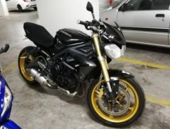 Z800 mt09 triple 675 cb650