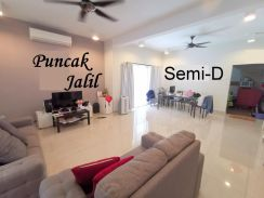 PUJ 9, Semi-D 38 x 70, Renovated, 5 Rooms