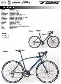700c TRS 2727 Road Bike Bicycle (18 Speed)