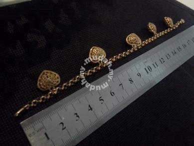 Bracelets habib emas zulian gelang tangan zhulian