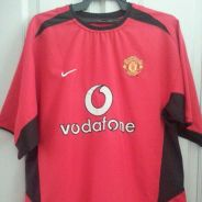 Manchester United 2002-04