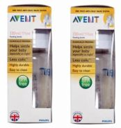 2 x Philips Avent PES Bottles 330ml/11oz