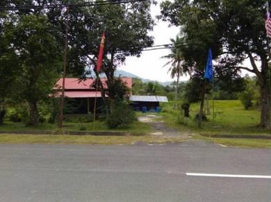 Tanah 6.155 ekar Bagan Pauh Mukim Kuah Langkawi, Kedah