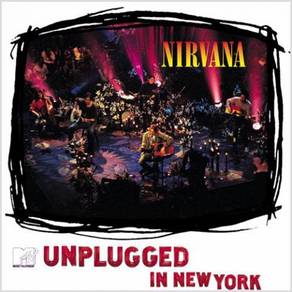 Nirvana MTV Unplugged In New York 180g LP