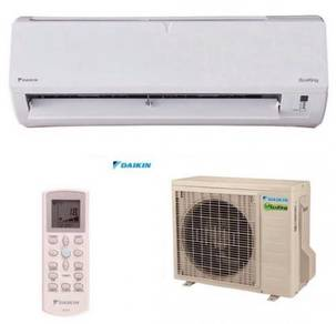 FTN10P & RN10F 1.0hp Eco King Daikin P serial