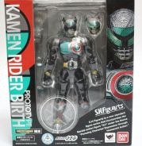 SHF Prototype Kamen Rider Birth S.H.Figuarts OOO