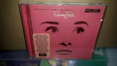 CD Funny Face Soundtrack