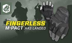 Mechanix Wear - M-Pact Fingerless