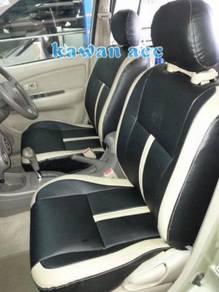 Semi Leather Seat Cover Toyota Avanza Innova