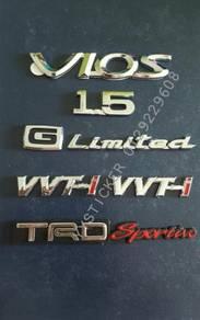 Logo Toyota Belta untuk toyota vios trd sportivo