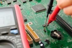 Repair mainboard notebook