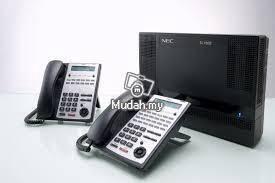 Nec SL1000 Keyphone System