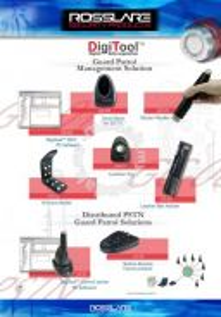 ROSSLARE Digitool Guard Tour System REL-GCK-01