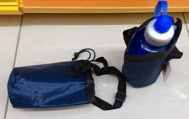 Bottle holder cage belt hook hanger sarung botol c