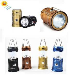 Rechargeable 2 in 1 torchlight / lampu suluh 01