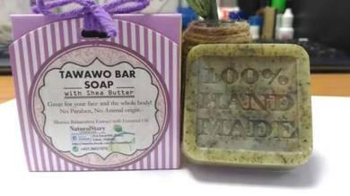 Sabun herba tawawo untuk kulit sensitif/alergik